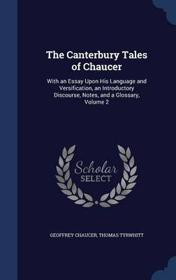 The Canterbury Tales of Chaucer by Geoffrey Chaucer image