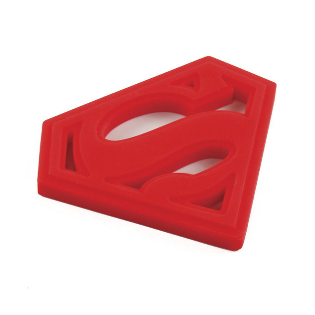 DC Comics Silicone Teether - Superman