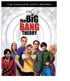 The Big Bang Theory - The Complete Ninth Season DVD