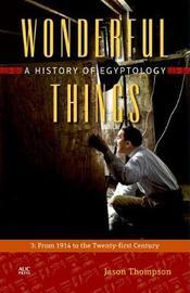 Wonderful Things: 3 by Jason Thompson