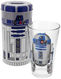 Star Wars Glass in Tin - R2-D2