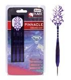 Puma: Pinnacle Brass Steel Darts - 26gm Purple (Set of 3)