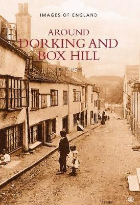 Around Dorking and Box Hill by June M. Spong image