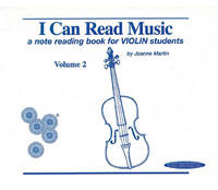 I Can Read Music, Vol 2 by Joanne Martin