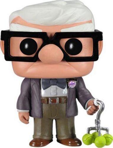 Disney Up Carl Pop! Vinyl Figure image