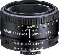 Nikon AF 50/1.8D Lens