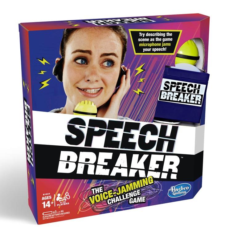 Speech Breaker - The Voice jamming Challenge Game image