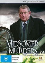 Midsomer Murders Season 9 - 9.4 on DVD