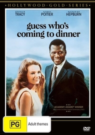 Guess Who's Coming to Dinner on DVD