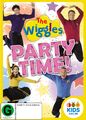 The Wiggles: Party Time! on DVD
