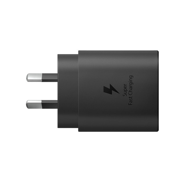 Samsung 25W USB-C PD Fast Charging Wall Charger - Black
