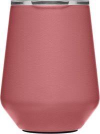 Camelbak: Terracotta Rose Insulated Stainless Steel Horizon Wine Tumbler - 355ml
