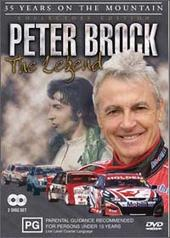 Peter Brock - The Legend: 35 Years On The Mountain (2 Disc) on DVD