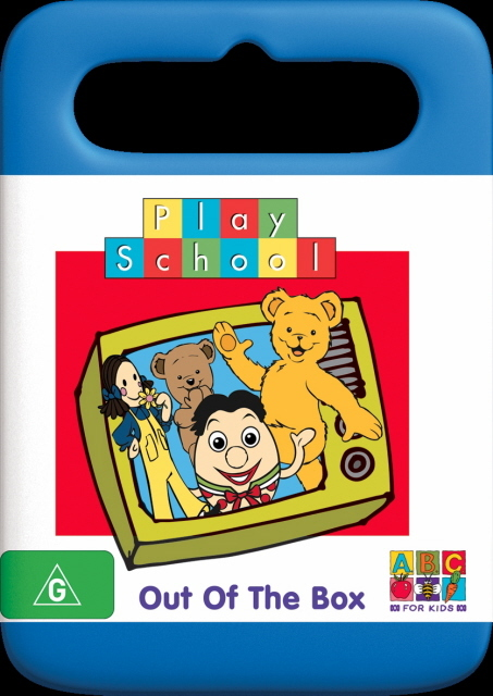 Play School - Out Of The Box on DVD