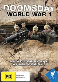 Doomsday World War 1 on DVD
