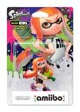 Nintendo Amiibo Inkling Girl - Splatoon Figure for Nintendo Wii U