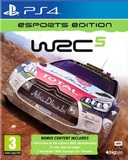 WRC 5 Esports Edition for PS4