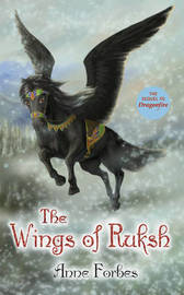 The Wings of Ruksh by Anne Forbes image