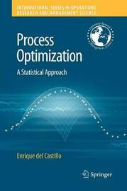 Process Optimization by Enrique Del Castillo