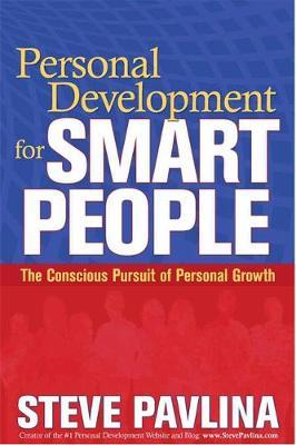 Personal Development for Smart People by Steve Pavlina image