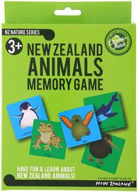 Memory Game NZ Animals Box Set
