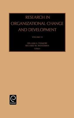 Research in Organizational Change and Development image