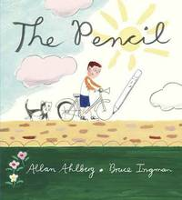 The Pencil by Allan Ahlberg image