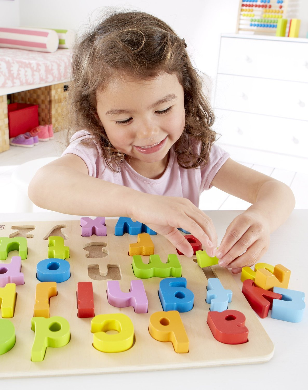 Hape: Lowercase Alphabet Puzzle image
