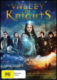 Valley of Knights on DVD