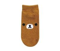 Rilakkuma Ladies Socks - Rilakkuma Face