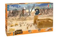 Italeri 1/72 Beau Geste: Algerian Conflict - Scale Model Kit