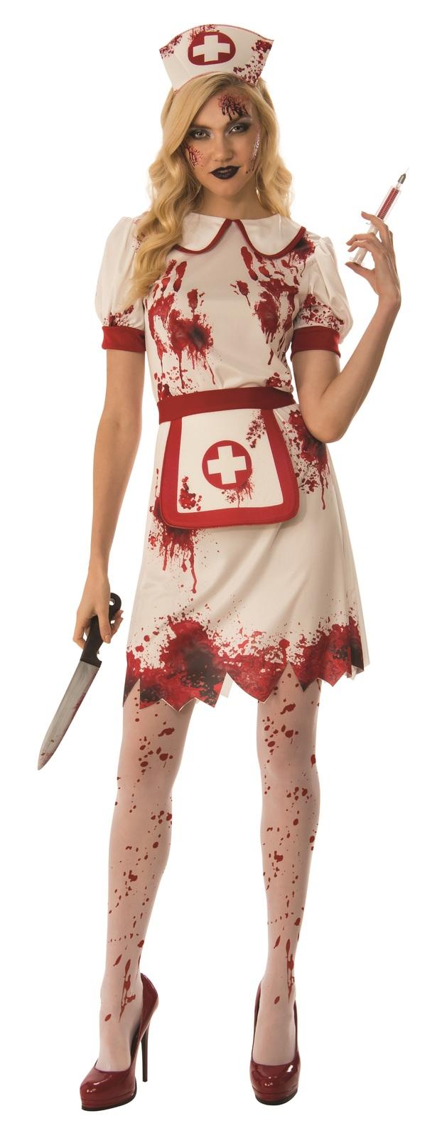 Rubie's: Bloody Nurse - Women's Costume (Medium) image