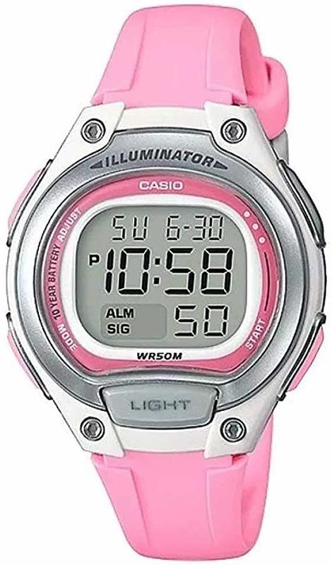 Casio Youth Sports Series Watch Pink - LW-203-4AVDF