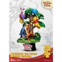 "Disney: Winnie The Pooh & Friends - 6"" D-Stage Statue"