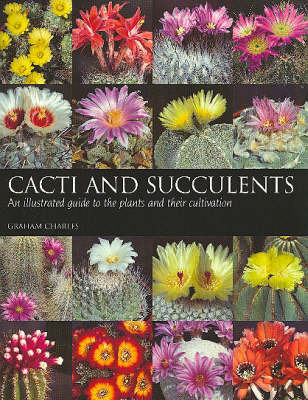 Cacti and Succulents by Graham Charles image