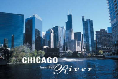 Chicago from the River by Joan V. Lindsay image