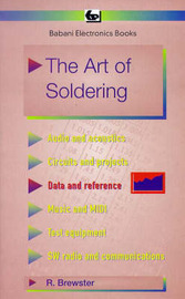 The Art of Soldering by R Brewster