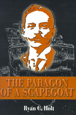 The Paragon of a Scapegoat by Ryan C. Holt image