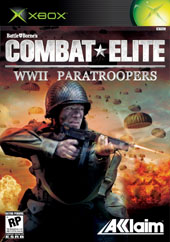 Combat Elite: WWII Paratroopers for Xbox
