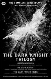 The Dark Knight Trilogy by David S Goyer
