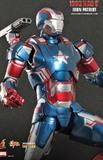 Iron Man 3 Iron Patriot Die-cast Action Figure
