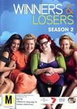 Winners & Losers - Season 2 DVD