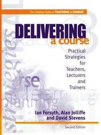 Delivering a Course by Ian Forsyth image