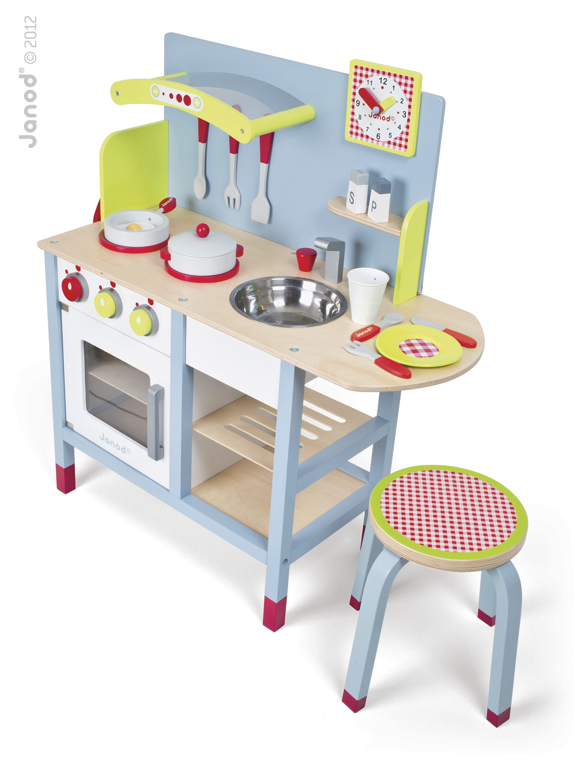 Janod: Picnik - Duo Kitchen | Toy | at Mighty Ape NZ