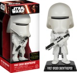 Star Wars: First Order Snowtrooper Wacky Wobbler Bobble Head