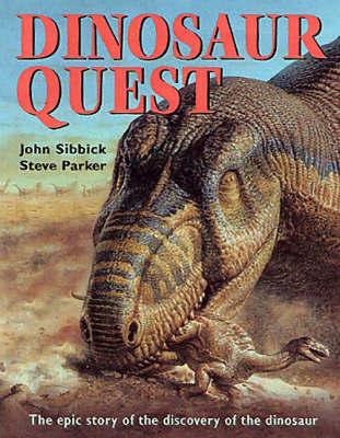 Dinosaur Quest by Steve Parker image