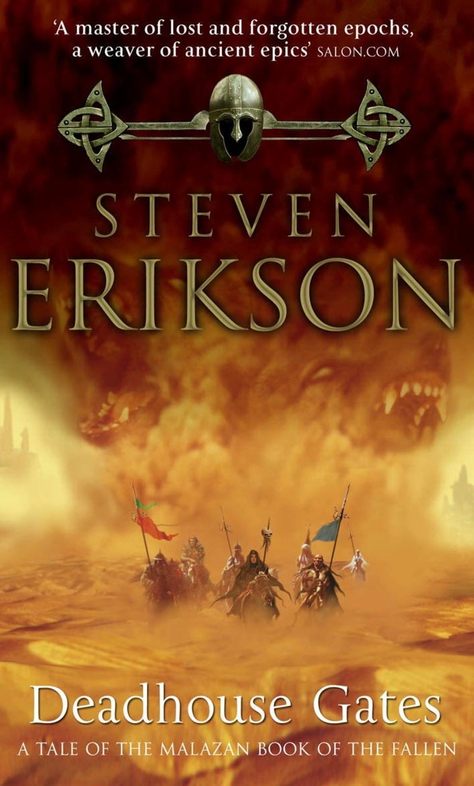Deadhouse Gates (Malazan Book of the Fallen #2) by Steven Erikson image