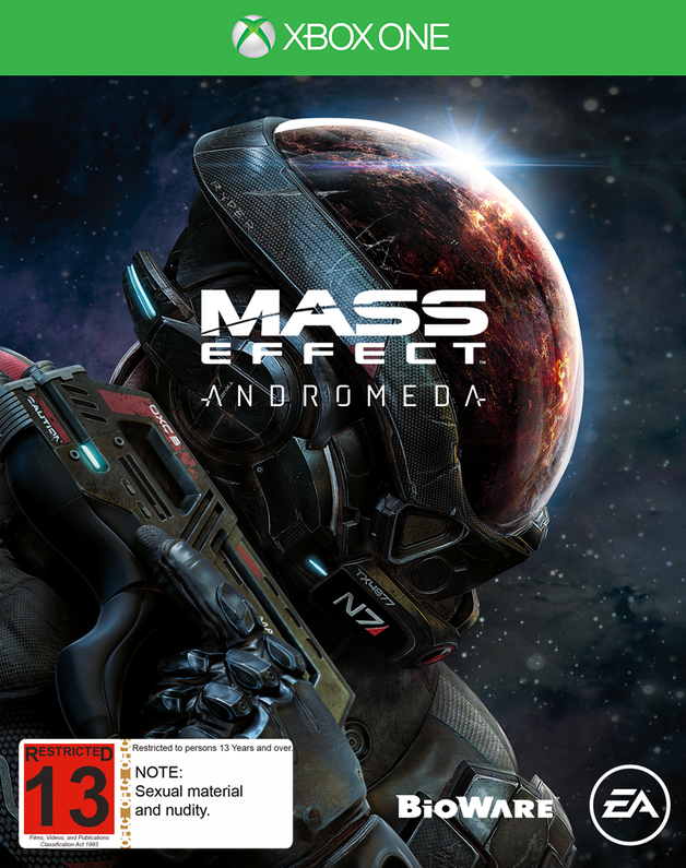 Mass Effect Andromeda for Xbox One