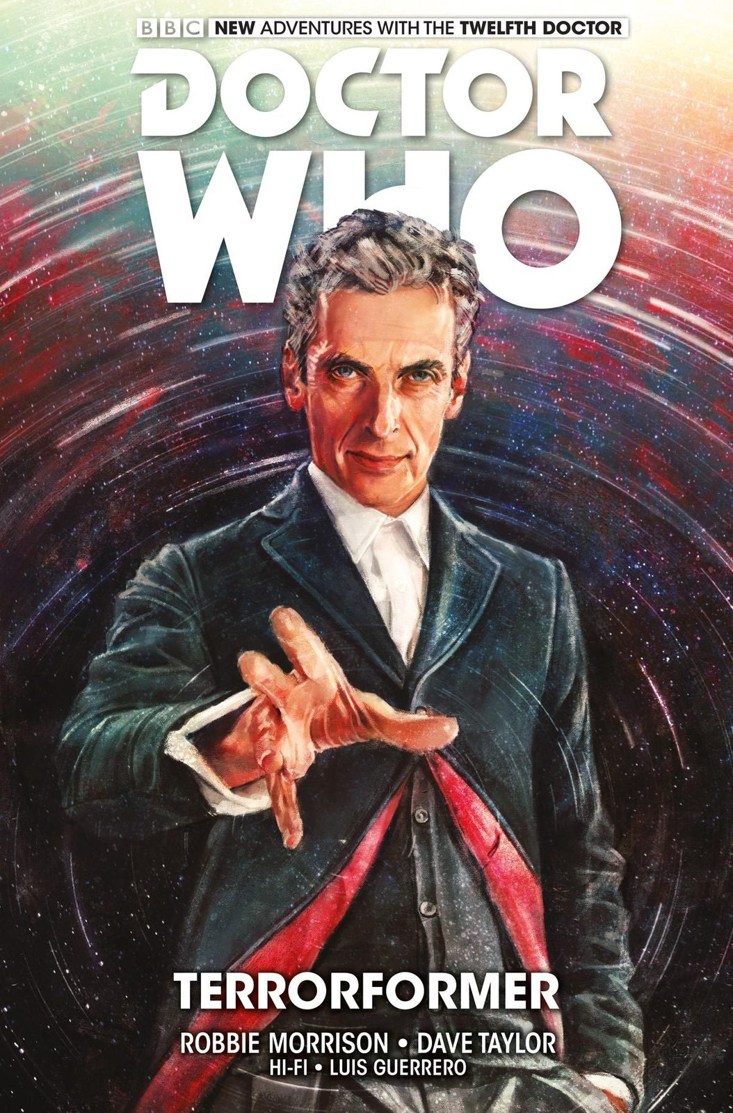 Doctor Who by Robbie Morrison image