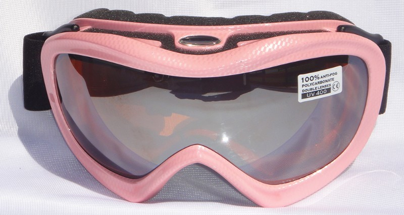 Mountain Wear Adult Goggles: Pink (G1474D) image